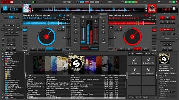 Virtual DJ - Best music production software