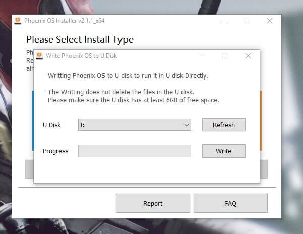 How to dual boot Phoenix OS on your PC - Step by Step