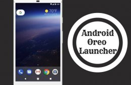 Android Oreo Launcher Apps