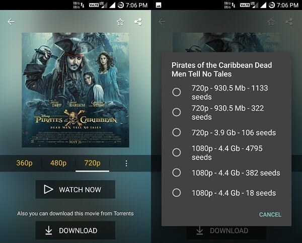 Download Free Movies - Show Box