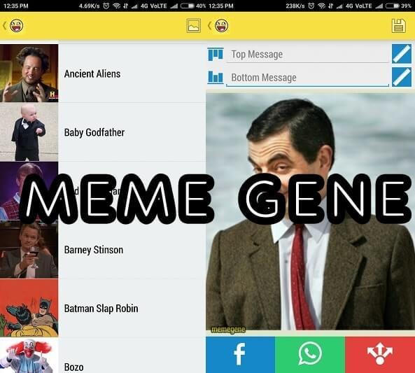 MemeGene - Best meme generator