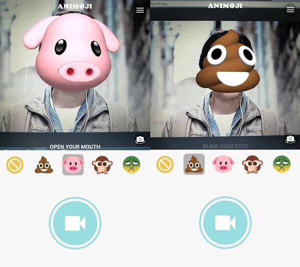 Animoji App - Get Animojis Android.