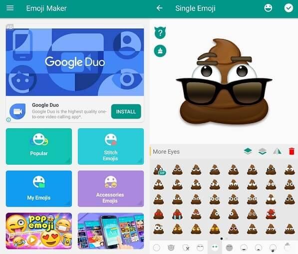 Emoji Maker - Get Animojis for Android.