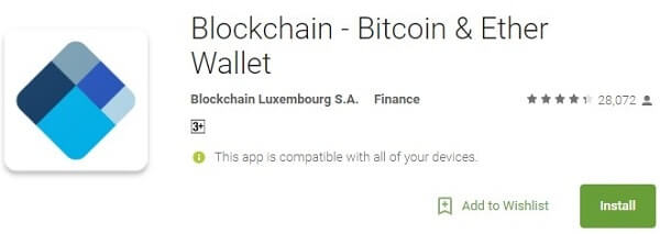 BlockChain - Best Botcoin Wallet App