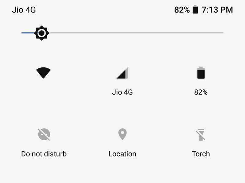 Get Android Oreo Notification Shade