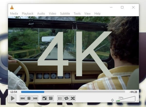 VLC Media Player - 4K video player