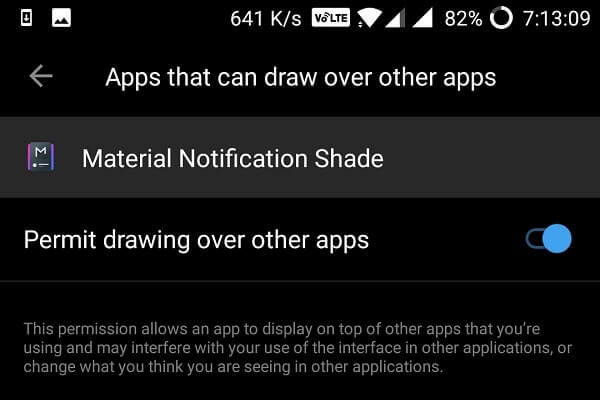 permit drawing over other apps