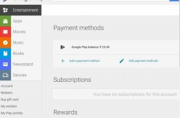 Earn Free Google Play Credit