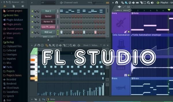 FL Studio 12.