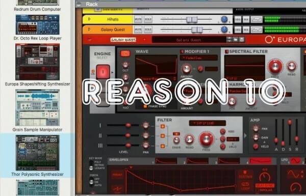 Reason 10.