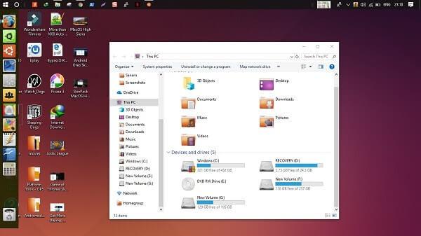 Ubuntu Skin Pack