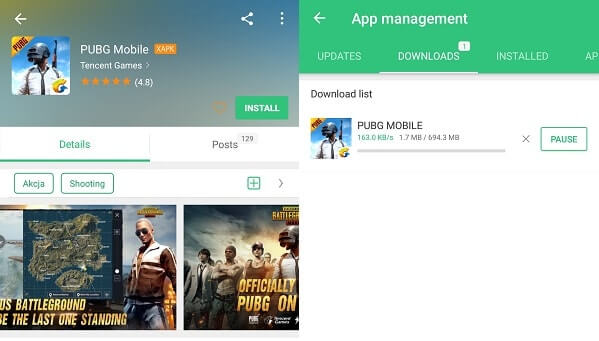 Download PUBG - ApkPure