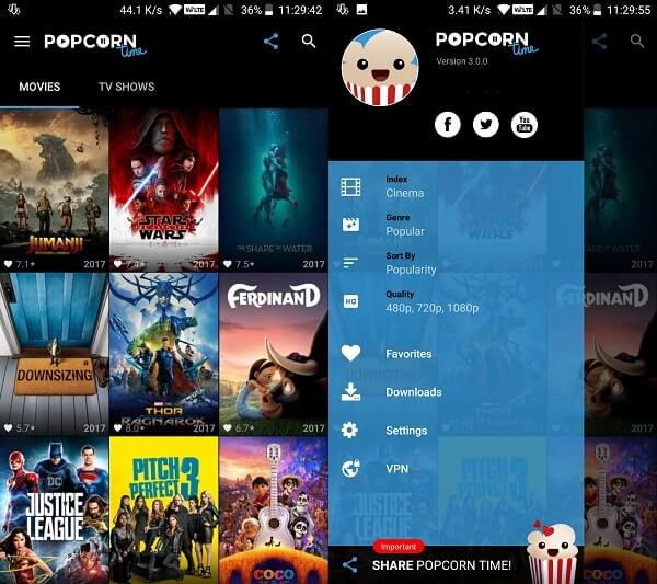 Apps like Showbox - Best Apps to Watch Movies and TV Series