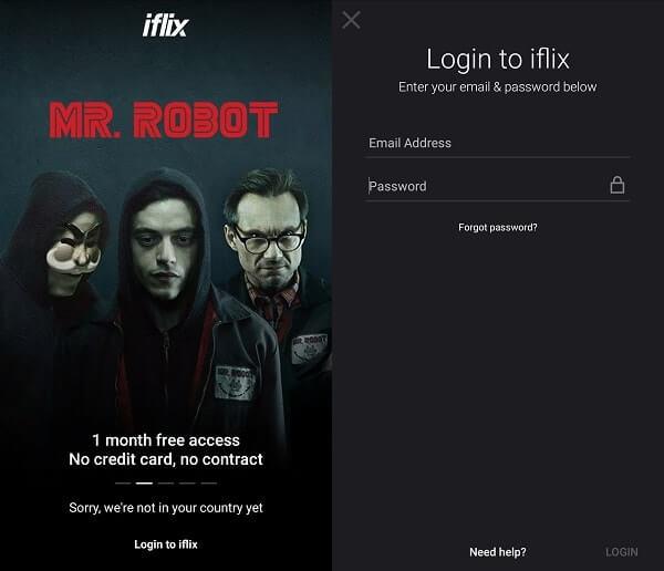 iFlix Apps like Showbox