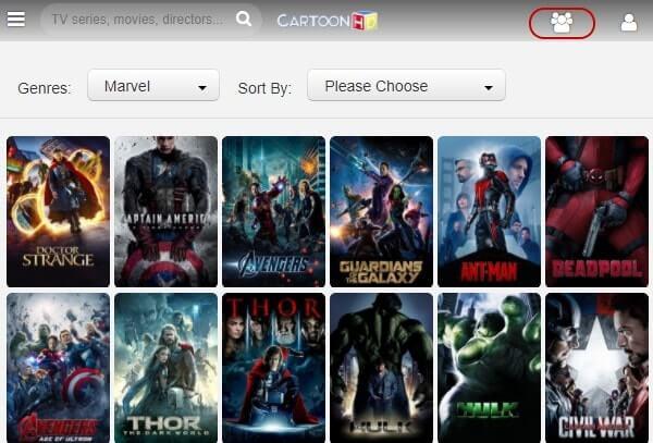Cartoon HD Movies