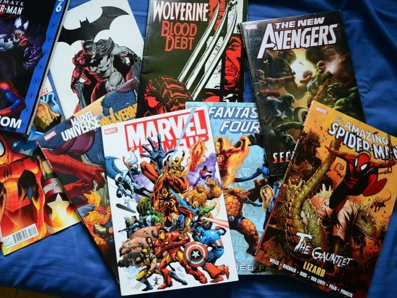 Best Apps And Sites To Read Comics Online Free Marvel Dc Comics Bouncegeek