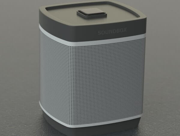 Connect Bluetooth Speaker with iPhone