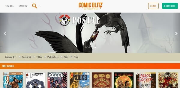 ComicBlitz