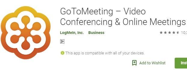GoToMeeting - Skype Alternatives