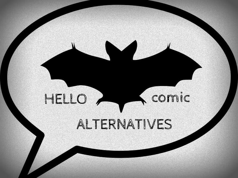 Hello Comic Alternatives
