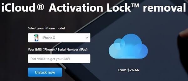 Official iCloud Unlock Tool