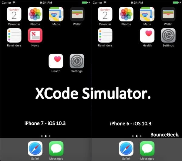 iOS Emulator for PC - iPad and iPhone Emulator For PC