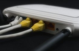 Unidentified Network Ethernet