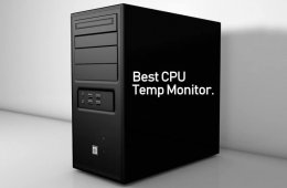 Best CPU Temp Monitor