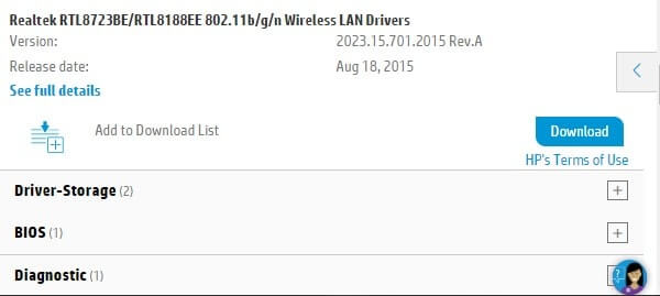 Realtek WiFi Adapter Driver