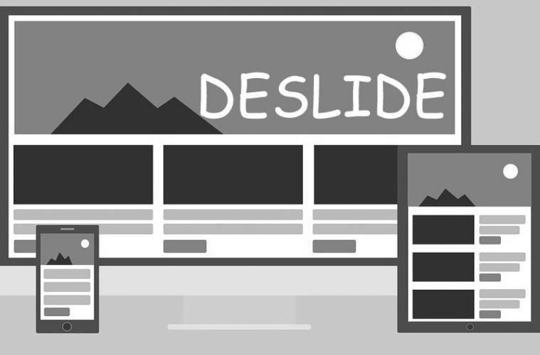 Deslide - Remove Slideshow from Website