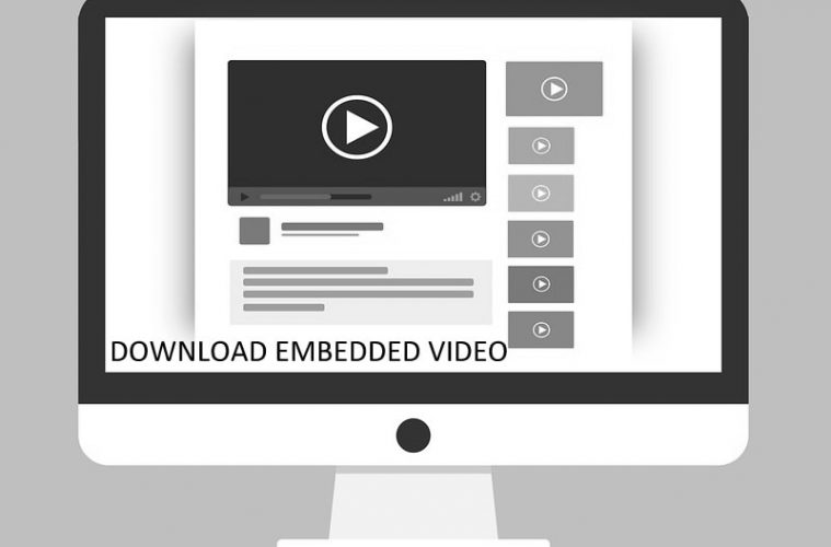 Download Embedded Video from any Website  - BounceGeek