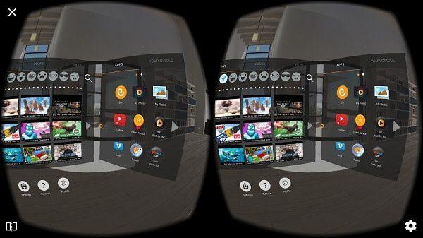 Full dive VR