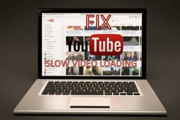 YouTube slow video loading