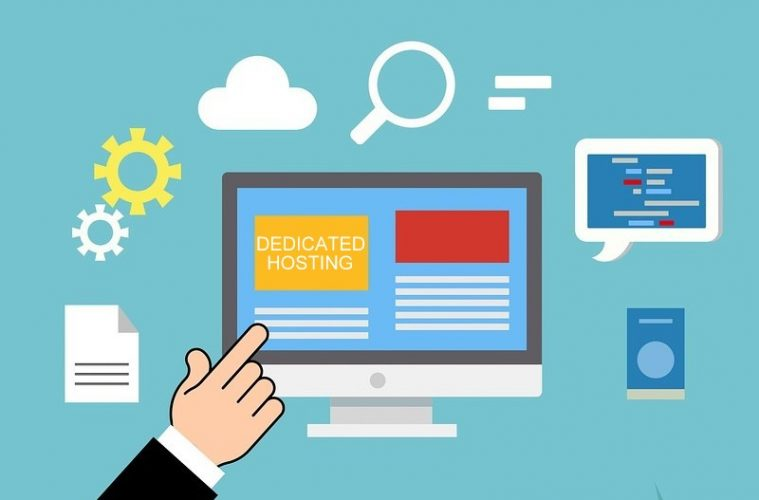 Cost of a dedicated hosting