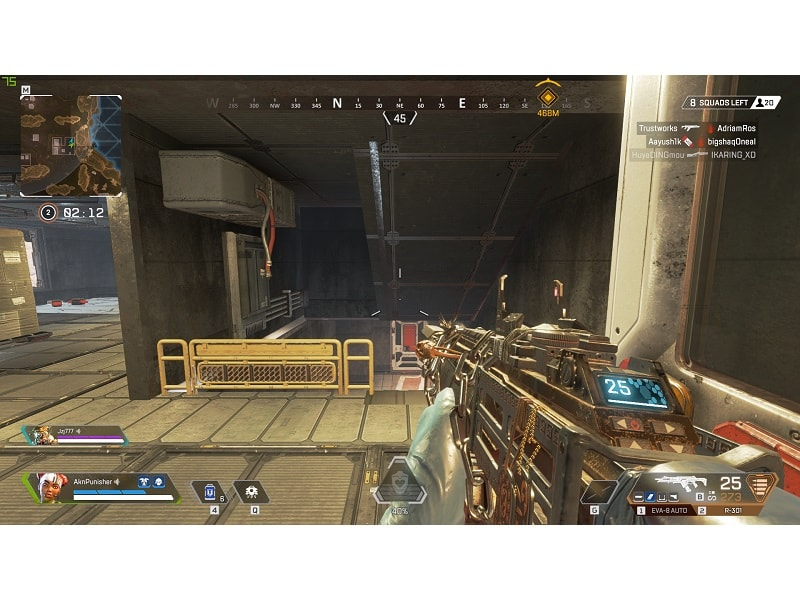 Display Ping in Apex Legends