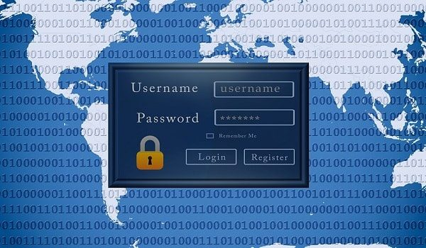 Protect documents with password