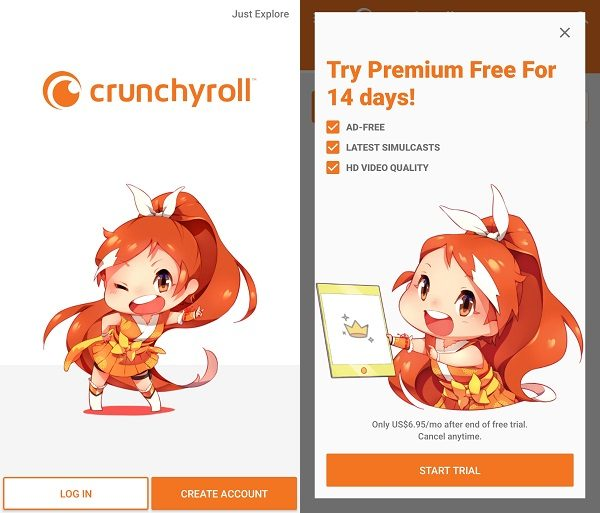 Crunchyroll - Best Manga Website