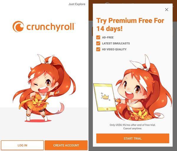 Crunchyroll - Best Manga Website