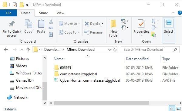 Cyber Hunter MEmu download