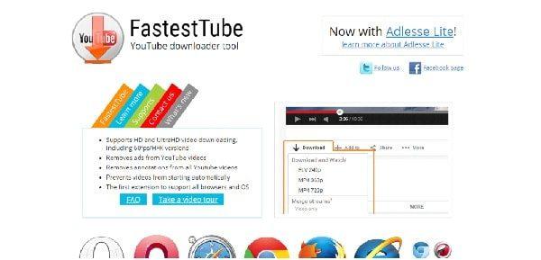 FastestTube