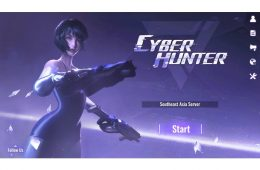 Install Cyber Hunter on PC