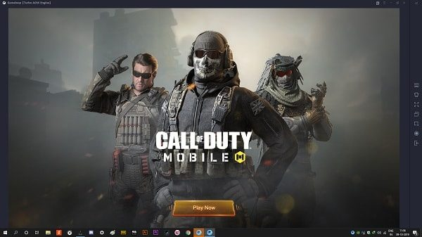 Play COD Mobile on PC