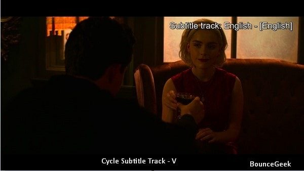 Cycle Subtitle Track