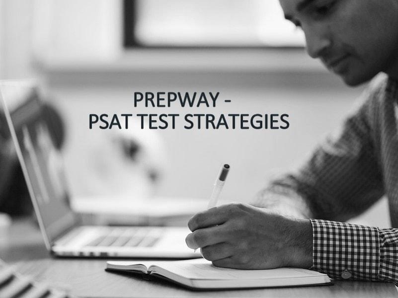 Prepway - PSAT Test Strategies