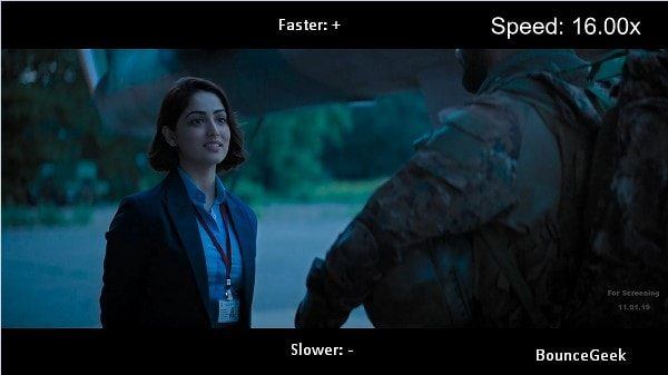 Video Playback Speed VLC