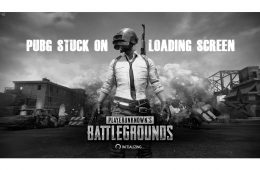 PUBG Stuck On Loading Screen