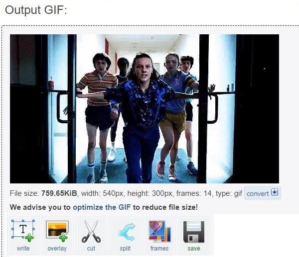Save Twitter GIFs