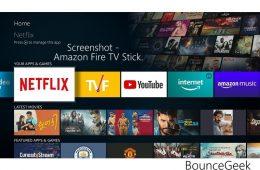 Take a screenshot on Fire TV Stick