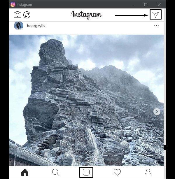 View Instagram DMs on Chrome