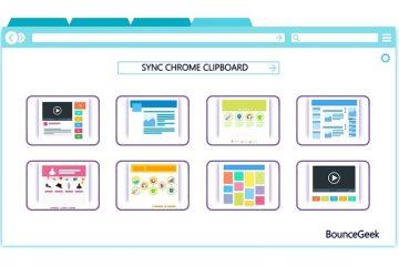 Sync Chrome Clipboard